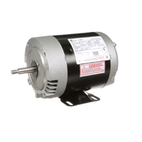 3/4 HP, 200-230/460 V, Open Drip Proof (ODP)