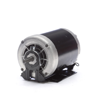 Three Phase ODP Resilient Base Motor 200-230/460 Volts 1725 RPM 1 1/2 H.P.