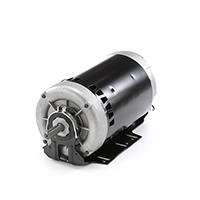 Three Phase ODP Resilient Base Motor 460/200-230 Volts 3450 RPM 2 H.P.