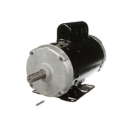 Three Phase ODP Rigid Base Motor 460/208-230 Volts 3600 RPM 5 H.P.