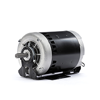 Three Phase ODP Resilient Base Motor 460/200-230 Volts 1725 RPM 1/2 H.P.