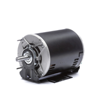 Century 56 Frame 3/4 HP Three Phase Motor 1725 RPM 460/200-230 Volts
