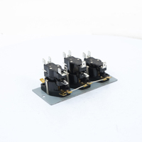 2DPDT-SPST Heat Sequencer, 4 Timings, 5 Switches