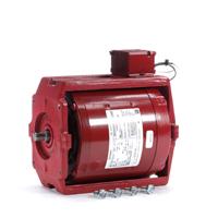 Electric Hot Water Circulator Pump Motor 115 V 1800 RPM 1/6 HP