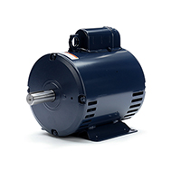 182T FR Capacitor Start Motor, 2 HP, 1800 RPM, 115/208-230 V