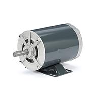 56 Frame 3 Ph. General Purpose Motor, 1 HP, 3450 RPM, 208-230/460 V