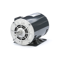 56HZ Frame 3 Ph. General Purpose Motor, 2 HP, 1725 RPM, 208-230/460 V