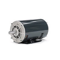 56HZ Frame 3 Ph. General Purpose Motor, 3 HP, 1725 RPM, 208-230/460 V