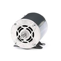 56 Frame 3 Ph. General Purpose Motor, 1 HP, 1800 RPM, 208-230/460 V