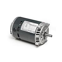 56C Frame Oil Burner Motor, 3/4 HP, 3600 RPM, 208-230/460 Volts