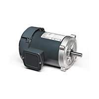 56J FR 3 Ph.Jet Pump Motor, 1/2 HP, 3600 RPM, 230/460 V