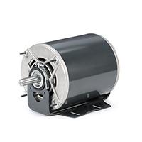 56 Frame 3 Ph. Fan & Blower Motor, 3/4 HP, 1800 RPM, 208-230/460 Volt