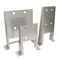 KELVION MOUNTING BRACKET 10X20