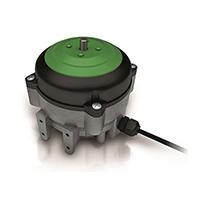 4-25 WATT  Refrigeration Motor, 1550 RPM, 115 Volts, Unit Bearing, TEAO