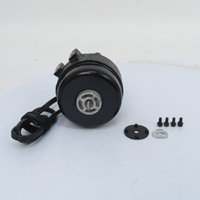 Unit Bearing Motor, Cast Iron, 9 Watt, 115 Volt, 1550 RPM