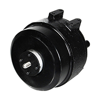Unit Bearing Motor, Cast Iron, 2 Watt, 115 Volt, 1550 RPM