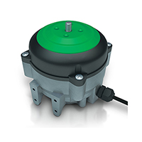 KRYO 4-27 Watts EC Low Profile Motor 1550 RPM 115/230 Volts