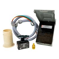 Mini Split Kit 6' Wire Whip