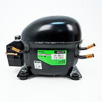 Recip. Compressor, R-404A/R507, BTU 1716 LBP, 2789 MBP, 115-1-60