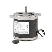 48M Frame Capacitor Start Oil Burner Motor, 1/6 HP, 3450 RPM, 115 Volts