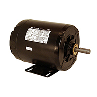 Three Phase ODP Rigid Base Motor 200-230/460 Volts 1800 RPM 2 H.P.