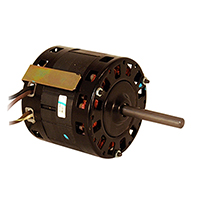 Century 5 In Dia 1/6 HP Shaded Pole Motor 1000 RPM 115 Volts