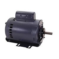 Condenser Fan Motor, 1/2 HP,  208/230V, 1075 RPM Replaces Kramer Trenton