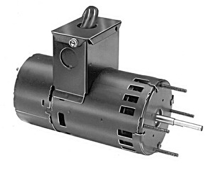 1/15 HP Draft Inducer 460 Volts 3000 RPM Direct Replacement for Carrier