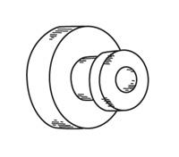 Rubber Grommet Kit - Small