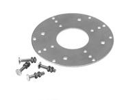 Adapter Plate - 4 1/8 Inch Diameter