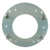 Adapter Plate - 5 Inch or 5 5/8 Inch Diameter