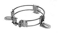 Band Mounting Lug Kit For 5 5/8 In Dia Motor Sm Lug Size 6 7/8-8 1/8