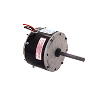 Direct Replacement For Rheem-Ruud 208-230 Volts 1075 RPM 1/6 H.P.