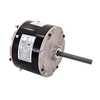 Century 48 Frame PSC 1/5 HP Motor 1075 RPM 1 Speed 208-230 Volts