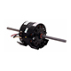 1/4 HP 5 In PSC Double Shaft Motor 1625 RPM 115 Volts Replaces RV Products