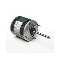 56Z Frame PSC Condenser Fan/Heat Pump Motor, 1 HP, 1075 RPM, 208-230/460 V