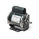 48 Frame Fan and Blower Duty Motor, 1/3 HP, 1725 RPM, 115/230 Volts