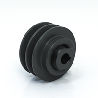 Stock PVP Variable Pitch Double Groove Pulleys 6.50