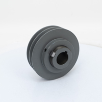 Variable Pitch, 2 Groove Sheave, 4.75