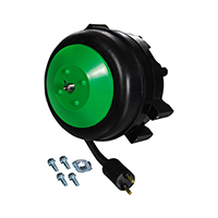 Unit Bearing Fan Motor 16-25 Watts 115 Volts 1550 RPM