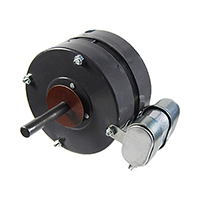 PSC Motor, 1/8 HP, 230 Volt, 1550 RPM, GE and Trane Replacement