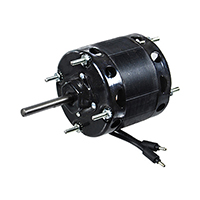 3.3 In. Diameter Motor, 1/20 HP, 115 Volts, 1550 RPM