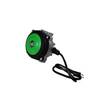 ECM Unit Bearing Motor, 4-16 Watts, 115 Volt, 1550 RPM, Double Foot Pad