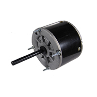 Condenser Fan Motor, 1/5 HP, 208-230 Volt, 1075 RPM, Rheem Replacement
