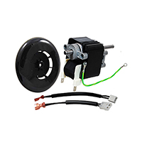 C-Frame Combustion Motor Kit, 25 MHP, 115 Volt, 3300 RPM, Replaces Carrier