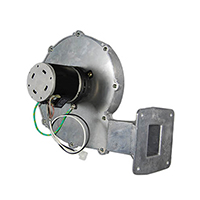 Combustion Blower, 1.0 Amps, 115 Volt, Gasket Included, Burnham Replacement