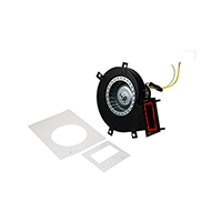 Draft Inducer, 1.05 Amps, 115 Volts, 3000 RPM, Replaces York