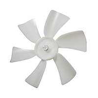 Plastic Fan Blade 6