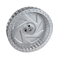 Steel Blower Wheel, 5 3/4