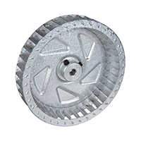Steel Blower Wheel, 5 1/4